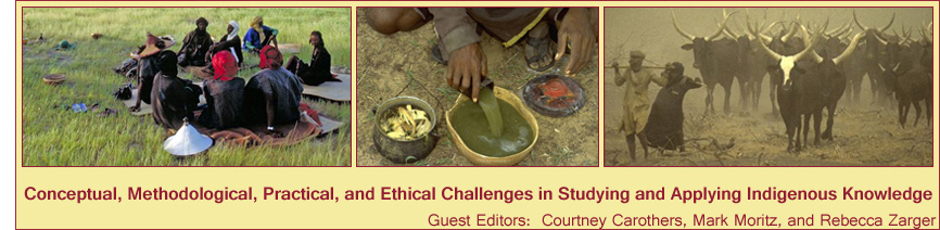 Conceptual, Methodological, Practical, and Ethical Challenges in Studying and Applying Indigenous Knowledge