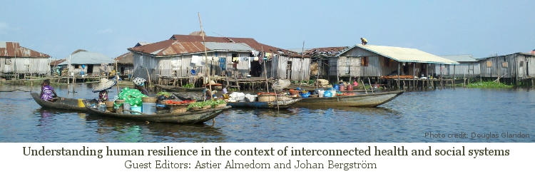 Understanding human resilience in the context of inter-connected health and social systems