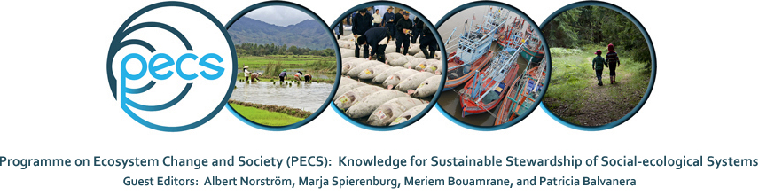 Programme on Ecosystem Change and Society (PECS): Knowledge for Sustainable Stewardship of Social-ecological Systems