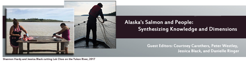 Alaska's Salmon and People: Synthesizing Knowledge and Dimensions