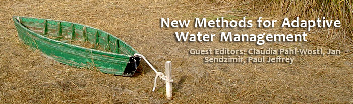 New Methods for Adaptive Water Management