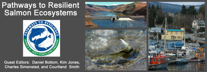 Pathways to Resilient Salmon Ecosystems