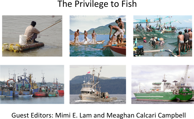 The Privilege to Fish