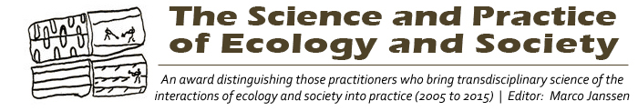 The Science and Practice of Ecology and Society