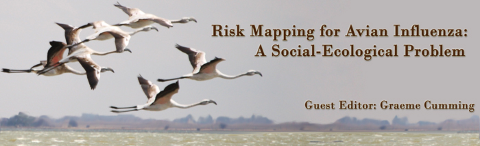 Risk mapping for avian influenza: a social-ecological problem