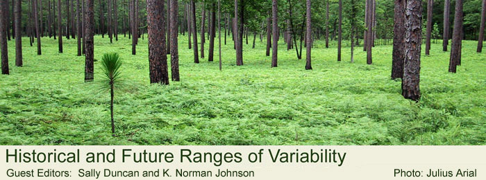 Historical and Future Ranges of Variability