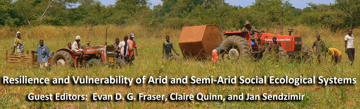 Resilience and Vulnerability of Arid and Semi-Arid Social Ecological Systems