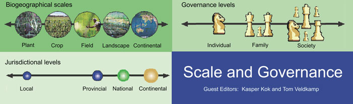 Scale and Governance