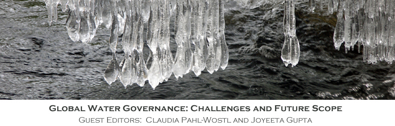 Global Water Governance: Challenges and Future Scope