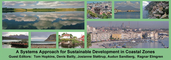 A Systems Approach for Sustainable Development in Coastal Zones