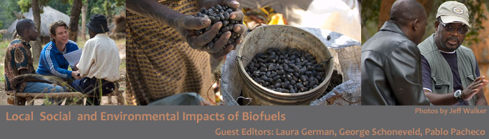 Local Social and Environmental Impacts of Biofuels