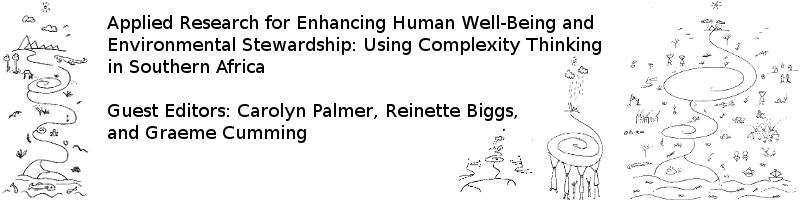 Applied Research for Enhancing Human Well-Being and Environmental Stewardship: Using Complexity Thinking in Southern Africa