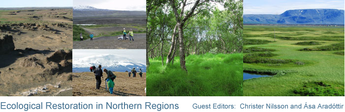 Ecological Restoration in Northern Regions