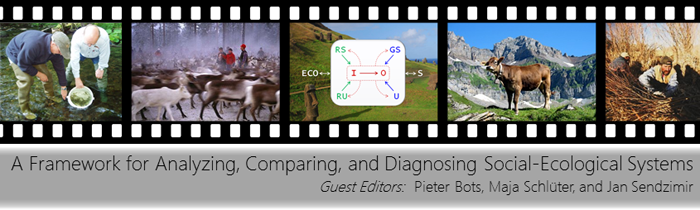 A Framework for Analyzing, Comparing, and Diagnosing Social-Ecological Systems