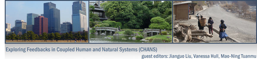 Exploring Feedbacks in Coupled Human and Natural Systems (CHANS)
