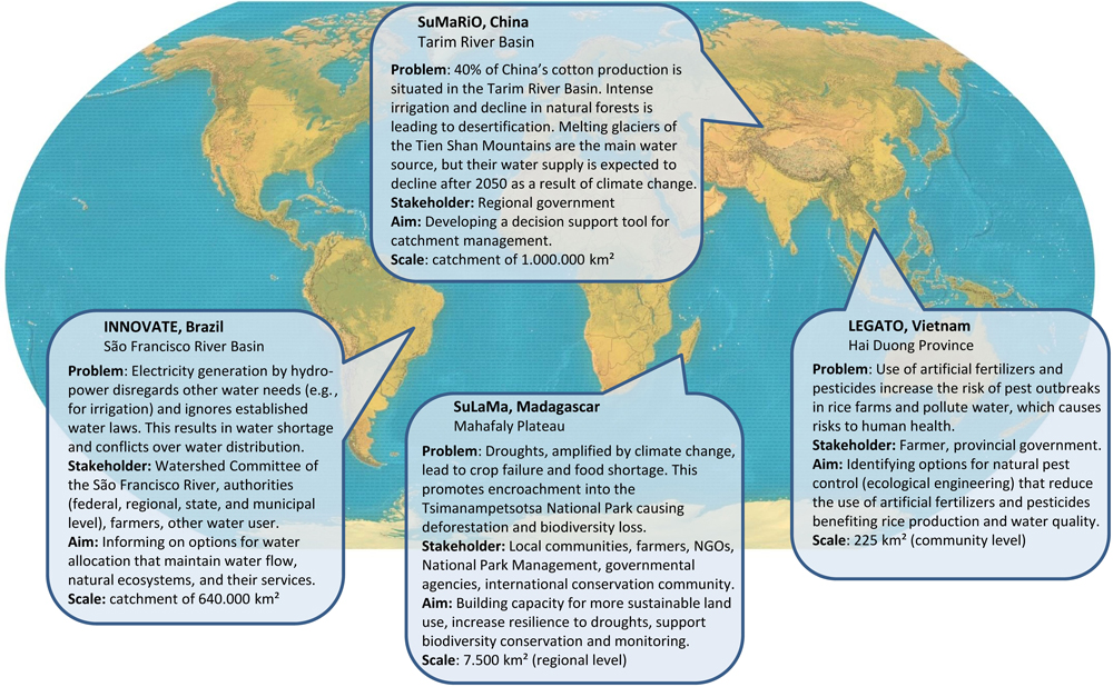 water shortages and conflict